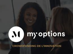 myOptions - Plateforme de Crowdfunding